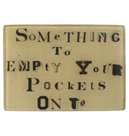 JOHN DERIAN Empty Pockets