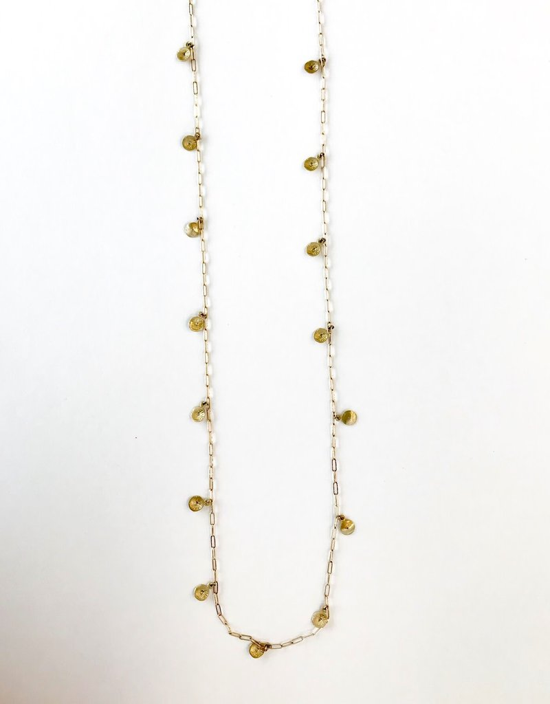 PAGE SARGISSON Astrid Charm Necklace