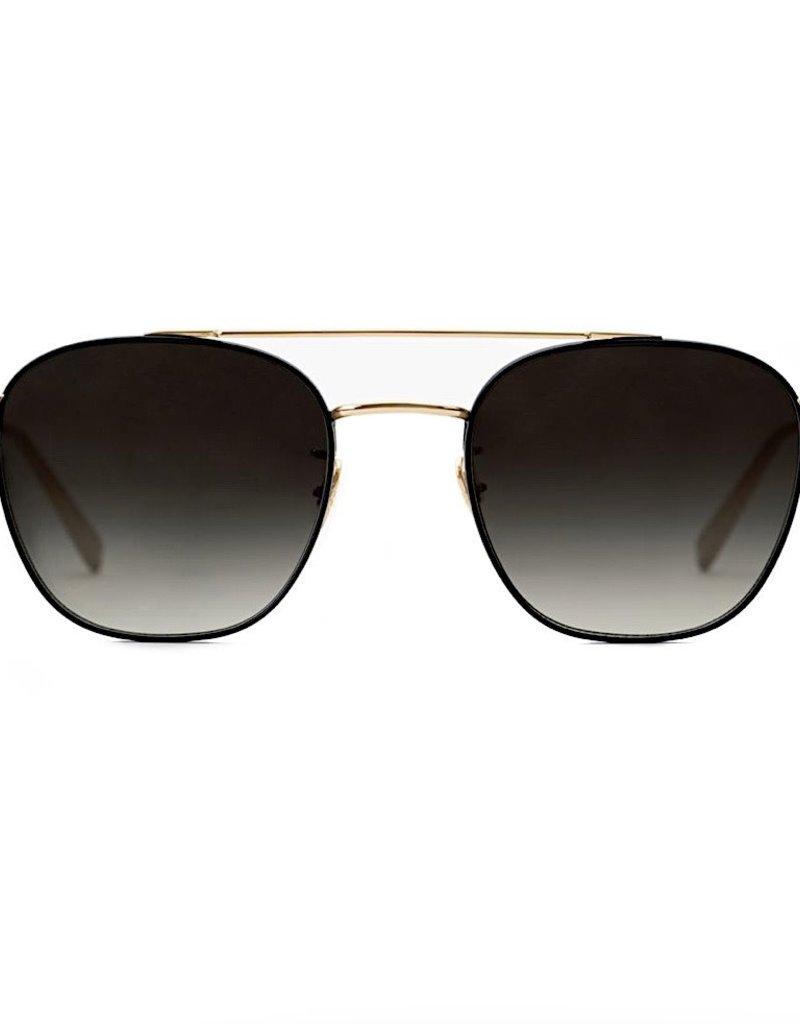 KREWE Earhart - Matte Black + 24K Titanium