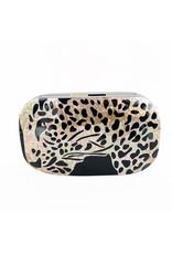 RAFE Kiki Oval Miniaudiere - Leopard