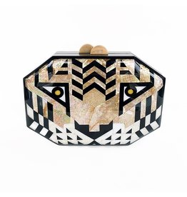 RAFE Animalia Miniaudiere Tiger