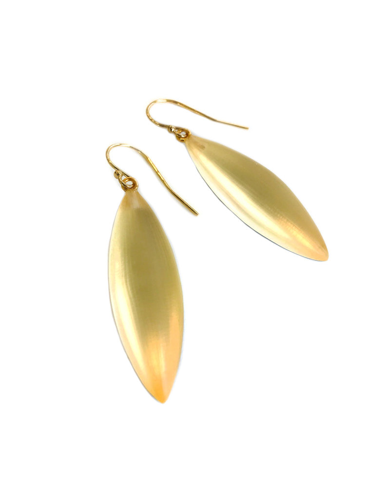 ALEXIS BITTAR Sliver Earring - Gold