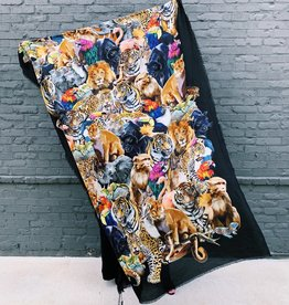 FRANCO FERRARI Diletto Jungle Book Scarf