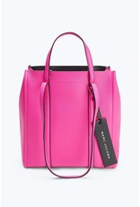 """MARC JACOBS The Tag Tote 31"""" - Neon Pink"""