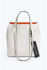 """MARC JACOBS The Tag Tote 27"""" - Porcelain"""