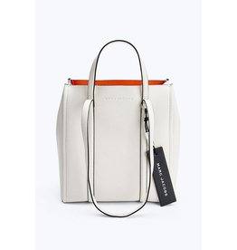 "MARC JACOBS The Tag Tote 27"" - Porcelain"