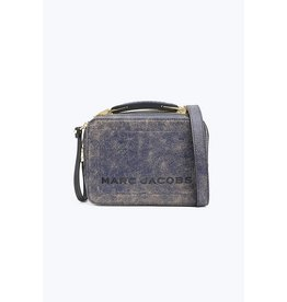 MARC JACOBS Mini Box Bag - Navy