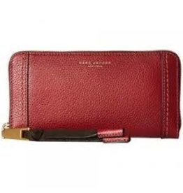 MARC JACOBS Maverick Wallet - Continental Brown