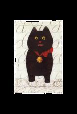 JOHN DERIAN A Cat Rectangle Tray