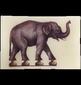 JOHN DERIAN Balancing Elephant