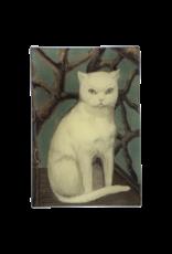 JOHN DERIAN Cat in Twig Chair Tray