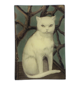 JOHN DERIAN Cat in Twig Chair Tray