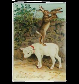 JOHN DERIAN Kissing Rabbit