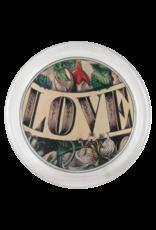 JOHN DERIAN Love Bold Coaster