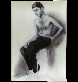 JOHN DERIAN Male Model