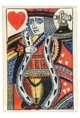 JOHN DERIAN Naive Kings Heart Tiny Rectangle Tray