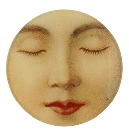 JOHN DERIAN Sleeping Lady Plate