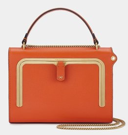 ANYA HINDMARCH Small Postbox Bag - Clementine