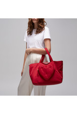 ANYA HINDMARCH Large Chubby Tote Heart