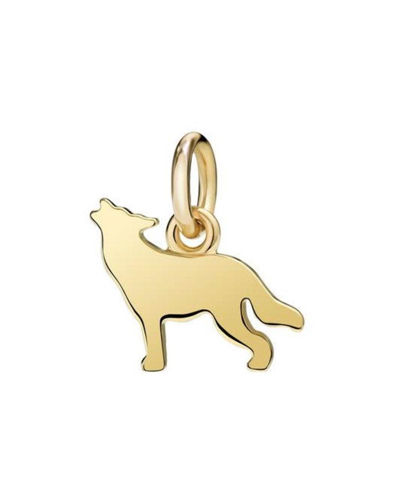 DODO Small Wolf Charm