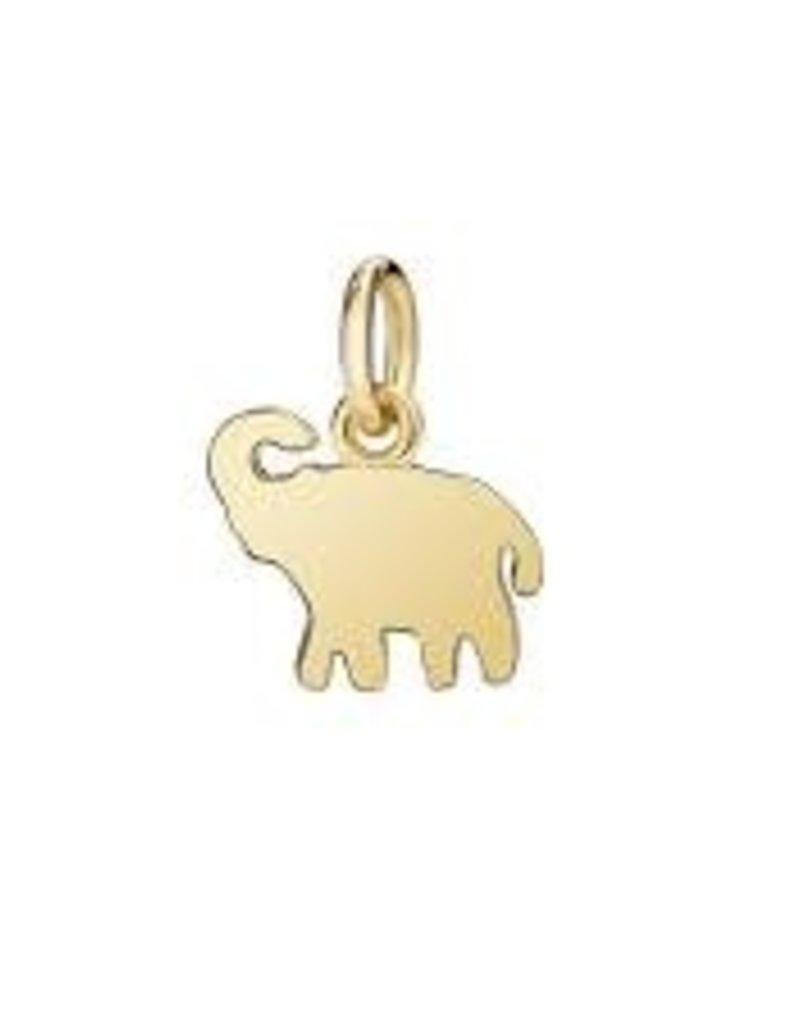 DODO Small Elephant Charm