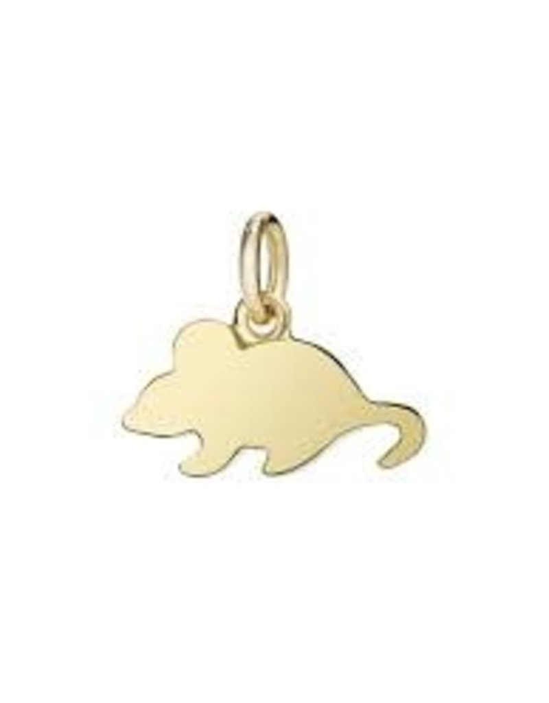 DODO Small Mouse Charm