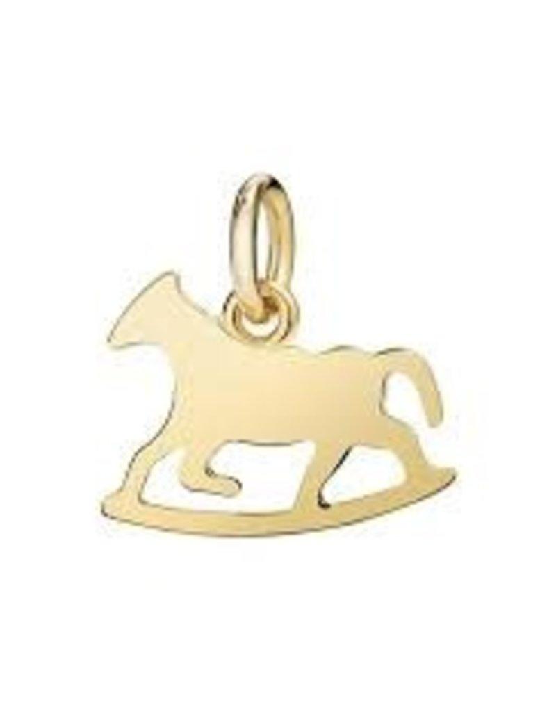 DODO Small Rocking Horse Charm