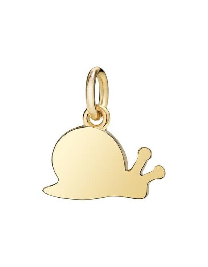 DODO Small Snail Charm