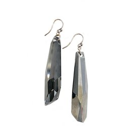 CHAN LUU Swarovski Crystal Earrings