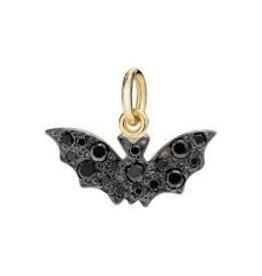 DODO Black Diamond Bat Charm