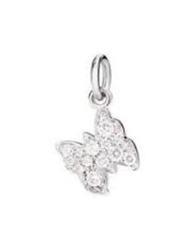 DODO Diamond Butterfly Charm