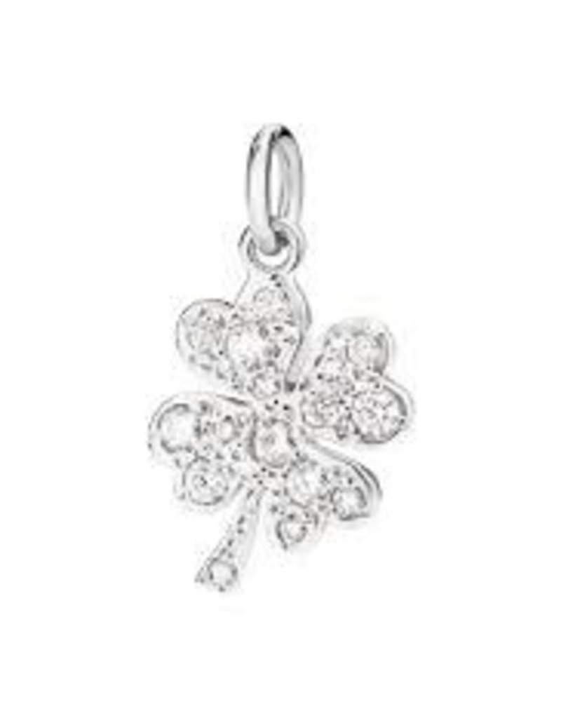DODO Diamond Large Clover Charm