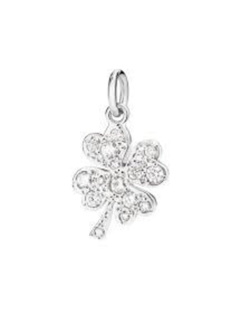 DODO Diamond Clover Charm