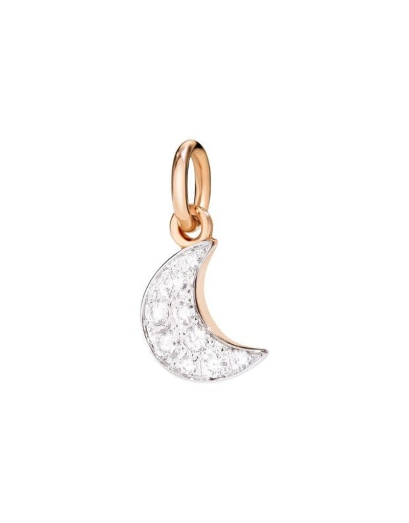 DODO Diamond Moon Charm