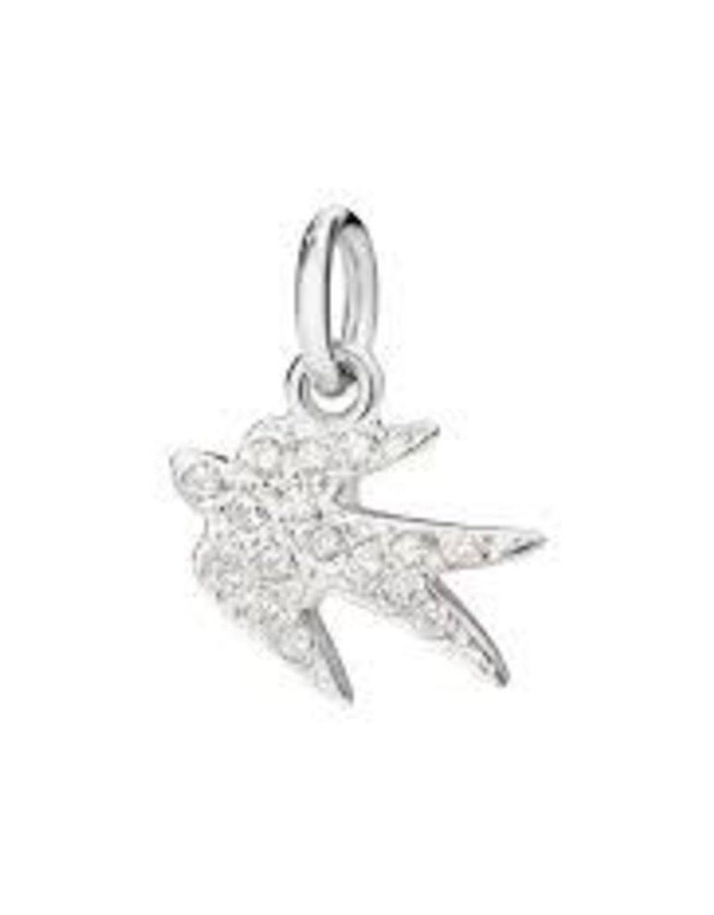 DODO Diamond Swallow Charm