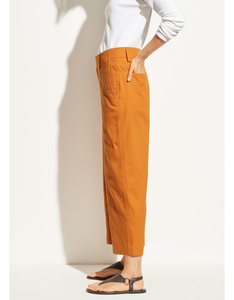 VINCE Cropped Trouser