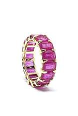ILA Oberon Ruby Ring