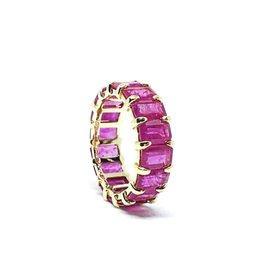 ILA Oberon Ruby Ring
