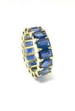 ILA Oberon Sapphire Ring
