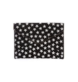 REBECCA MINKOFF Leo Clutch with Stars