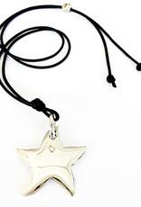DODO Silver Starfish Pendant