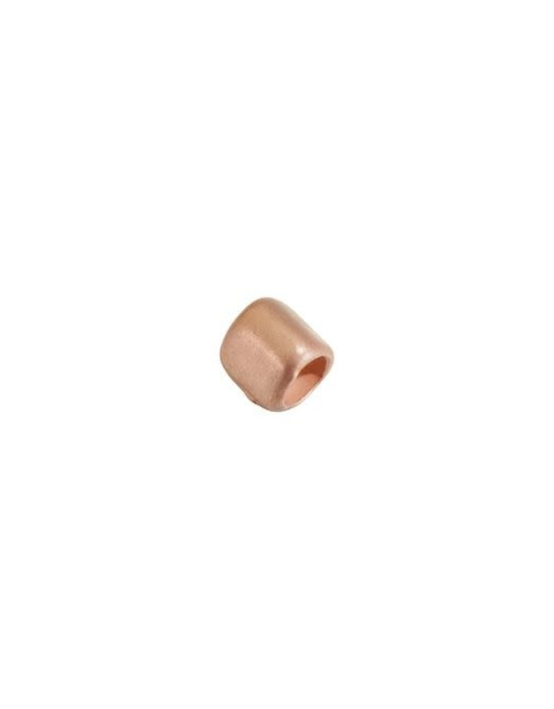DODO Rose Gold Triangle Bead