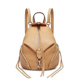 REBECCA MINKOFF Julian Backpack - Honey