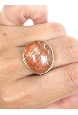 JAMIE JOSEPH African Sunstone Ring