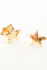 DODO Starfish Button Post Earring