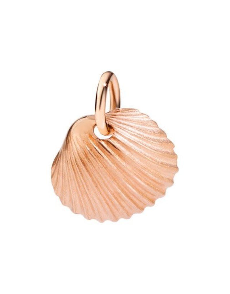 DODO Rose Gold Shell Charm