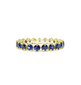 ILA Geren Blue Sapphire Ring