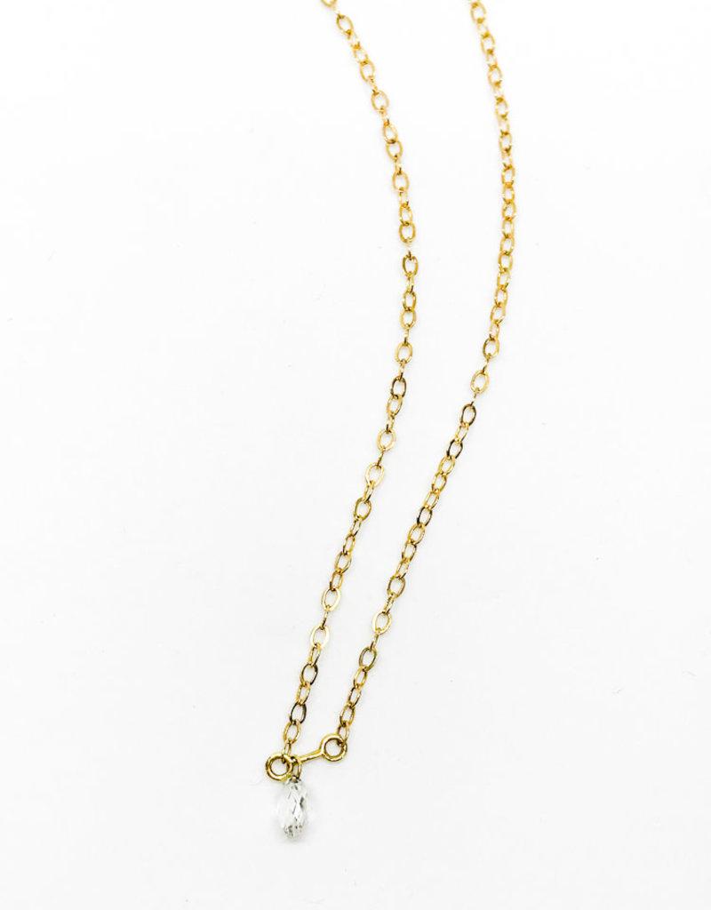 ILA Lois Diamond Necklace