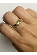 TEMPLE ST CLAIR Cosmos Band Ring - Size 7