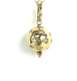 TEMPLE ST CLAIR Cosmos Pendant
